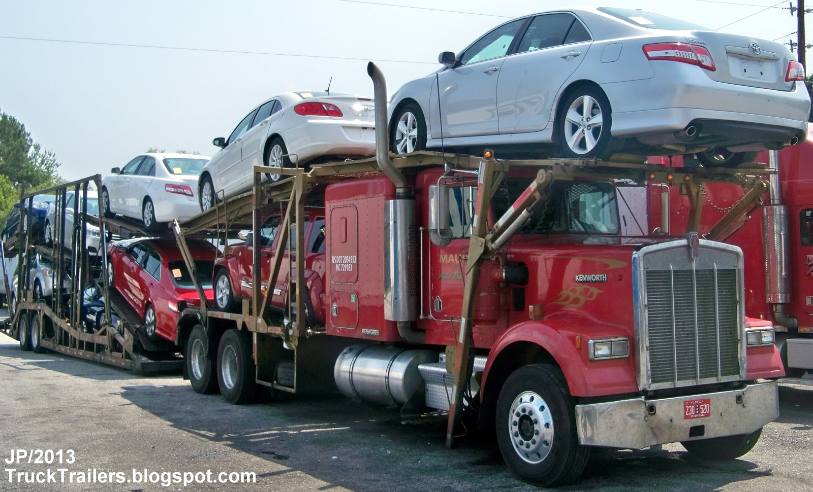 Benefits of vehicle shipping