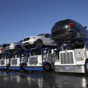 Auto Shipping Truck Car Carrier