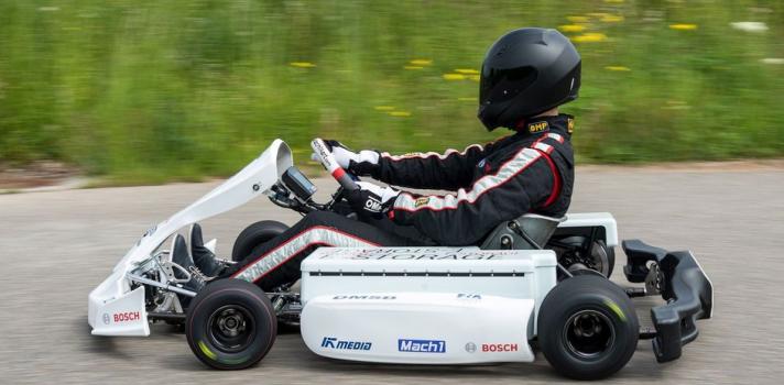 New Bosch Go-Kart