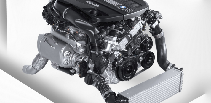 BMW produces new diesel engine