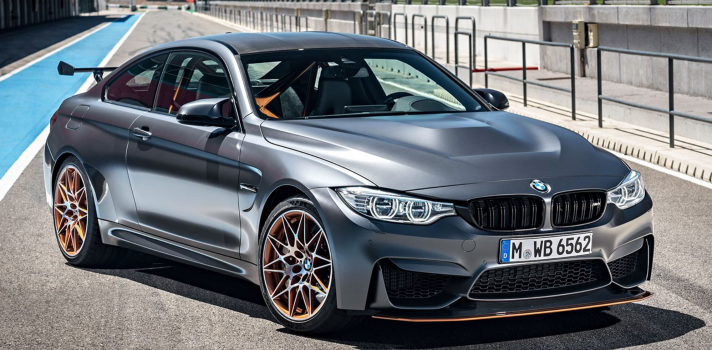 BMW M4 will support carbon fiber wheels