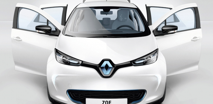 Renault electric – best sold car in Europe