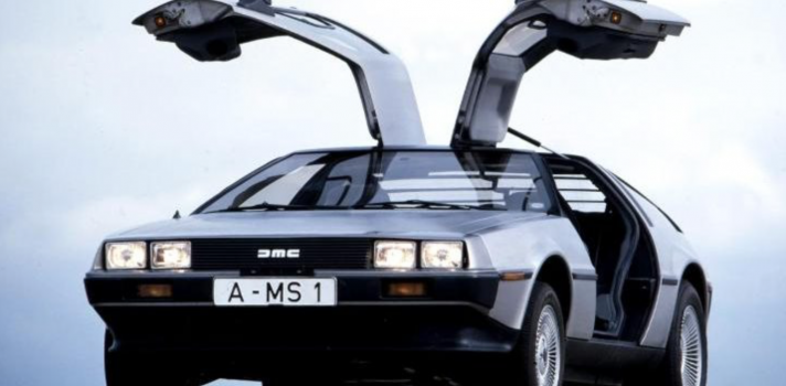 DeLorean for sale again in 2017