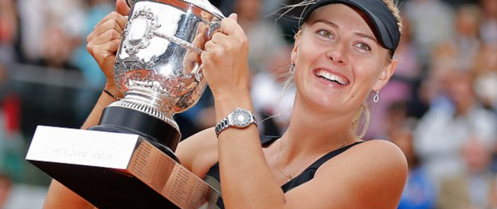 Maria Sharapova severs ties with Porsche