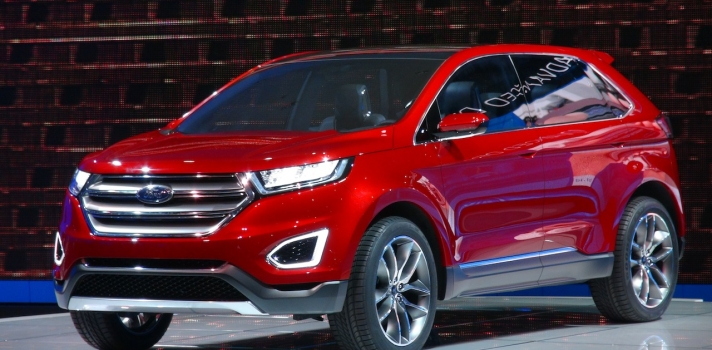 New 2015 Ford Edge – Our take on it