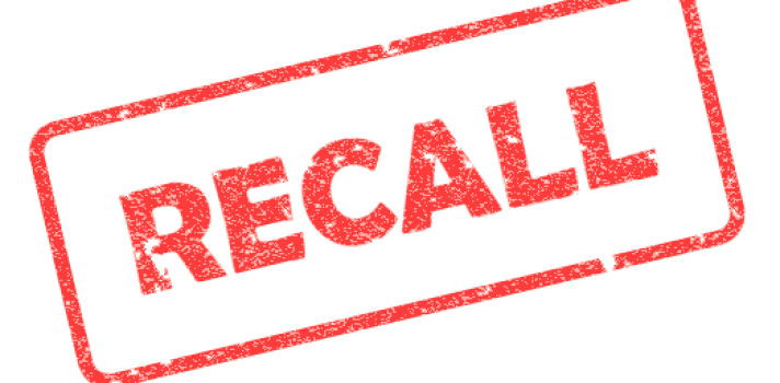 USA 51 million recalls
